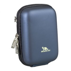 RivaCase-7024-Polyurethane-Digital-Camera-Case-in-Dark-Blue-with-sleek-design-0